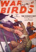 War Birds (1928-1937 Dell) Pulp Vol. 9 #27
