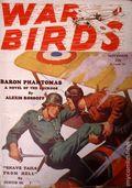 War Birds (1928-1937 Dell) Pulp Vol. 12 #35