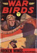 War Birds (1928-1937 Dell) Pulp Vol. 13 #38