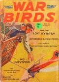 War Birds (1928-1937 Dell) Pulp Vol. 15 #43