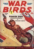 War Birds (1928-1937 Dell) Pulp Vol. 17 #50