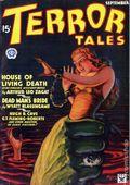 Terror Tales (1934-1941 Popular) Pulp Vol. 1 #1