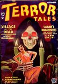 Terror Tales (1934-1941 Popular) Pulp Vol. 1 #2