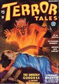 Terror Tales (1934-1941 Popular) Pulp Vol. 1 #4