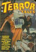 Terror Tales (1934-1941 Popular) Pulp Vol. 2 #3