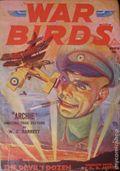 War Birds (1928-1937 Dell) Pulp Vol. 18 #52