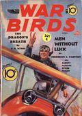 War Birds (1928-1937 Dell) Pulp Vol. 20 #60