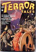 Terror Tales (1934-1941 Popular) Pulp Vol. 3 #2