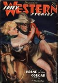Spicy Western Stories (1936-1942 Culture Publications) Pulp Vol. 1 #2