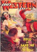 Spicy Western Stories (1936-1942 Culture Publications) Pulp Vol. 1 #4