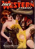 Spicy Western Stories (1936-1942 Culture Publications) Pulp Vol. 2 #1