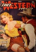 Spicy Western Stories (1936-1942 Culture Publications) Pulp Vol. 2 #4