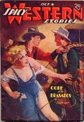 Spicy Western Stories (1936-1942 Culture Publications) Pulp Vol. 2 #6