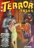 Terror Tales (1934-1941 Popular) Pulp Vol. 5 #4