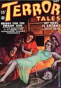 Terror Tales (1934-1941 Popular) Pulp Vol. 6 #1