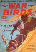 War Birds (1928-1937 Dell) Pulp Vol. 32 #2
