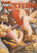 Spicy Western Stories (1936-1942 Culture Publications) Pulp Vol. 4 #2