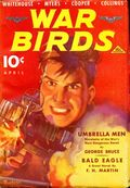 War Birds (1928-1937 Dell) Pulp Vol. 33 #1