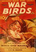 War Birds (1928-1937 Dell) Pulp Vol. 33 #3