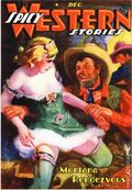 Spicy Western Stories (1936-1942 Culture Publications) Pulp Vol. 4 #5