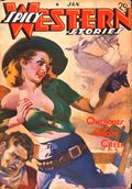 Spicy Western Stories (1936-1942 Culture Publications) Pulp Vol. 4 #6