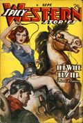 Spicy Western Stories (1936-1942 Culture Publications) Pulp Vol. 5 #4