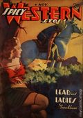 Spicy Western Stories (1936-1942 Culture Publications) Pulp Vol. 5 #5