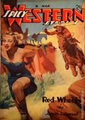 Spicy Western Stories (1936-1942 Culture Publications) Pulp Vol. 6 #1