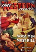Spicy Western Stories (1936-1942 Culture Publications) Pulp Vol. 6 #3