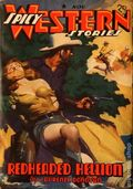 Spicy Western Stories (1936-1942 Culture Publications) Pulp Vol. 6 #6