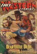 Spicy Western Stories (1936-1942 Culture Publications) Pulp Vol. 7 #1