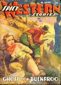Spicy Western Stories (1936-1942 Culture Publications) Pulp Vol. 8 #2