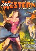 Spicy Western Stories (1936-1942 Culture Publications) Pulp Vol. 8 #3