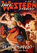 Spicy Western Stories (1936-1942 Culture Publications) Pulp Vol. 8 #4