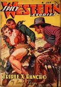 Spicy Western Stories (1936-1942 Culture Publications) Pulp Vol. 8 #6