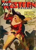 Spicy Western Stories (1936-1942 Culture Publications) Pulp Vol. 9 #4