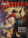 Spicy Western Stories (1936-1942 Culture Publications) Pulp Vol. 9 #5