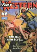 Spicy Western Stories (1936-1942 Culture Publications) Pulp Vol. 9 #6