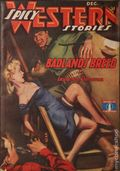 Spicy Western Stories (1936-1942 Culture Publications) Pulp Vol. 10 #3