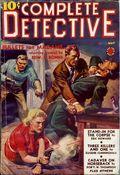 Complete Detective (1938-1939 Western Fiction Publishing) Pulp Vol. 1 #5