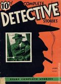 Complete Detective Stories (1941 Victory Publishing) Pulp 1