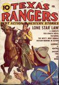 Texas Rangers (1936-1958 Standard) Pulp Vol. 1 #3