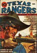 Texas Rangers (1936-1958 Standard) Pulp Vol. 2 #1