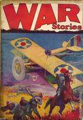 War Stories (1926-1932 Dell) Pulp 1st Series Vol. 1 #4
