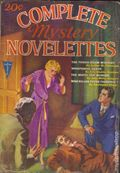 Complete Mystery Novelettes (1931-1933 Clayton Magazines) Pulp Vol. 1 #1
