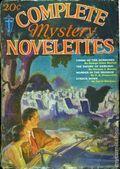 Complete Mystery Novelettes (1931-1933 Clayton Magazines) Pulp Vol. 1 #2