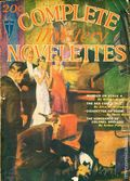 Complete Mystery Novelettes (1931-1933 Clayton Magazines) Pulp Vol. 1 #3