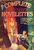 Complete Mystery Novelettes (1931-1933 Clayton Magazines) Pulp Vol. 2 #1