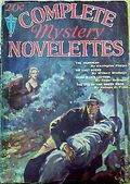 Complete Mystery Novelettes (1931-1933 Clayton Magazines) Pulp Vol. 2 #2