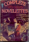 Complete Mystery Novelettes (1931-1933 Clayton Magazines) Pulp Vol. 2 #3